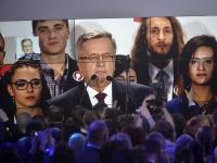 Bronisław Komorowski o porażce: Nie takie próby już przeżyliśmy