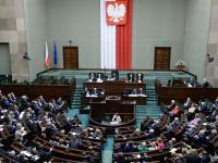 Sejm uchwalił prezydencką ustawę o Trybunale Konstytucyjnym
