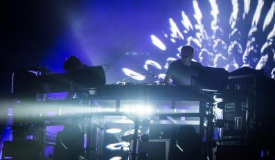 The Chemical Brothers na warszawskim Orange Warsaw Festival 2015