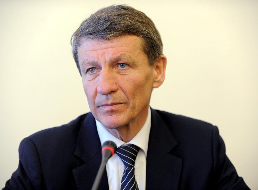 Andrzej Czerwiński, nowy minister skarbu