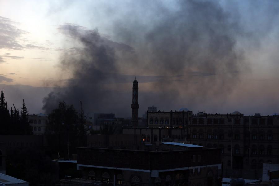 Zamachy w Jemenie