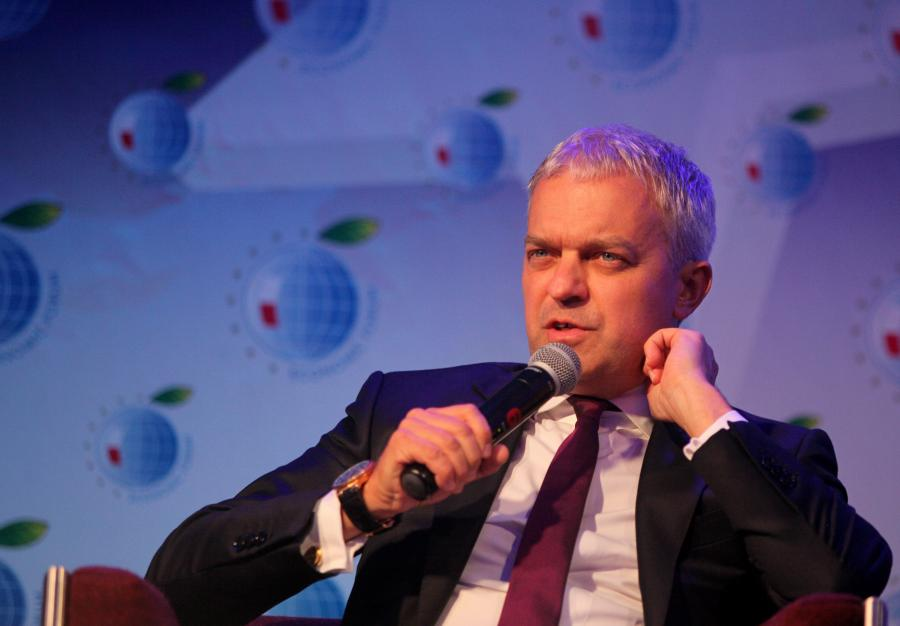 Prezes PKN Orlen, Jacek Krawiec