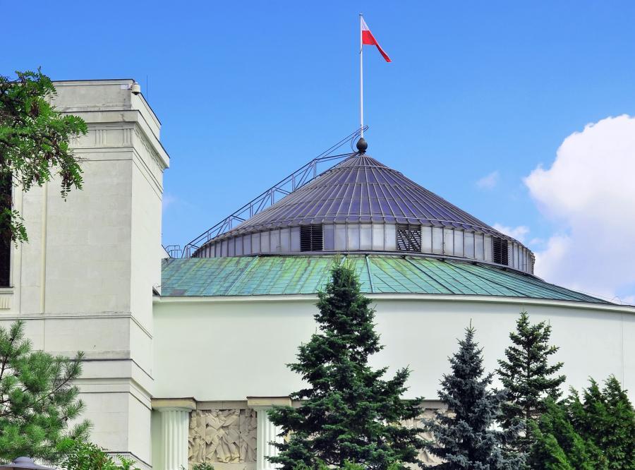 Budynek Sejmu
