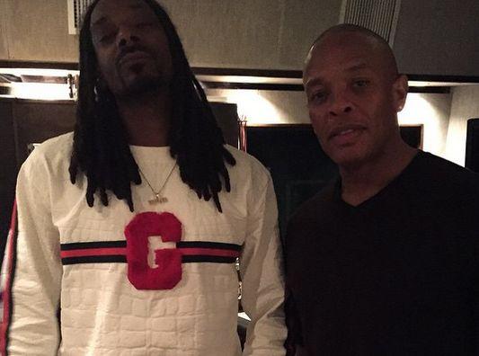 Snoop Dogg i Dr. Dre znów razem