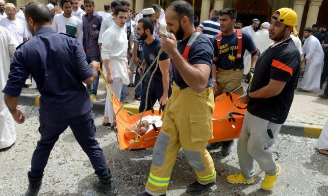 Meczet w Kuwejcie rozerwany bombą. Jest wiele ofiar, setki rannych