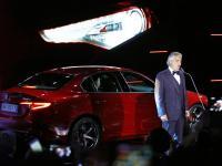 Nowa Alfa Romeo Giulia, to największa sensacja od ponad 100 lat. ZDJĘCIA I WIDEO