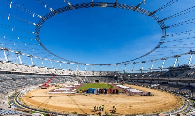 Stadion Śląski chce być równie piękny, jak Narodowy w Warszawie