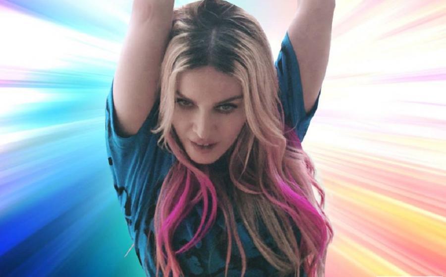 Madonna bardziej do tańca - zobacz klip do remiksu \