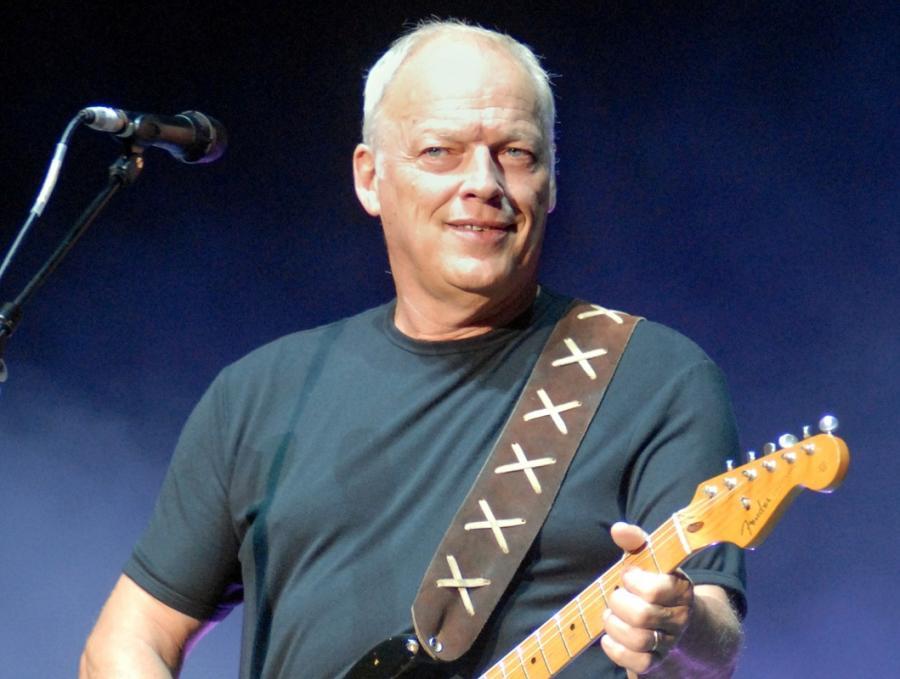 David Gilmour zapowiada \