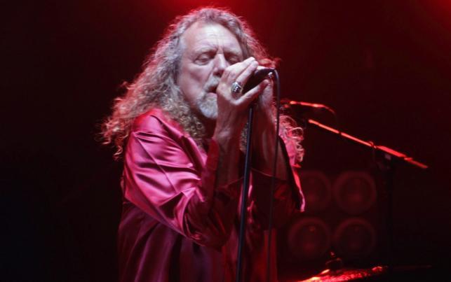 Robert Plant zaśpiewa w Dolinie Charlotty