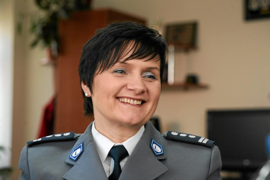 Inspektor Irena Doroszkiewicz