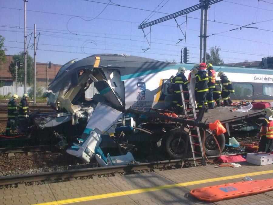 Wypadek Pendolino w Czechach