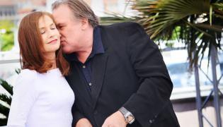 Gerard Depardieu i Isabelle Huppert