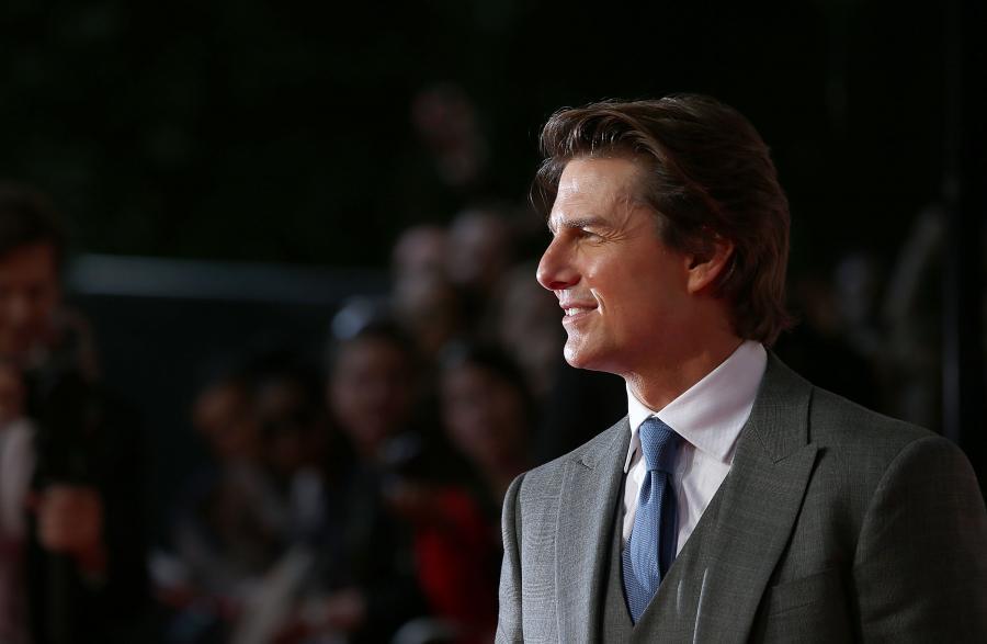 Tom Cruise uniknął śmierci...