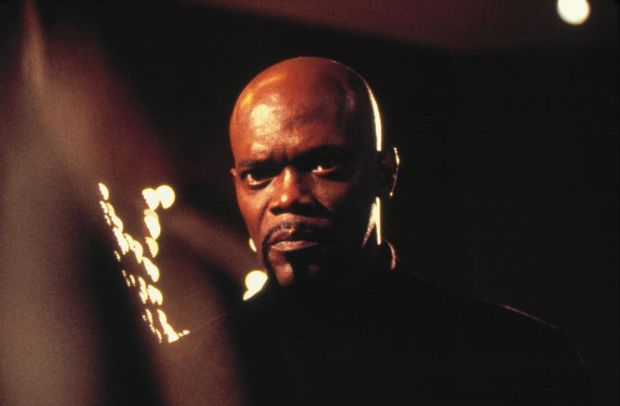 Samuel L. Jackson jako Shaft