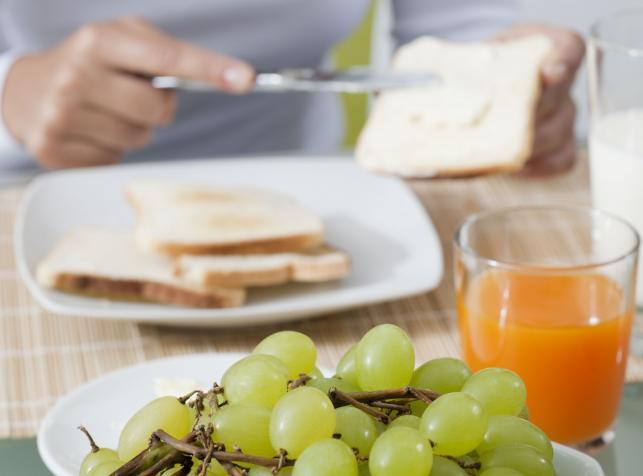 Warto jeść śniadanie