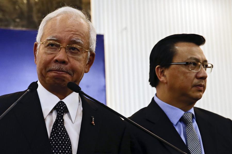 Malezyjski premier Nadżib Razak