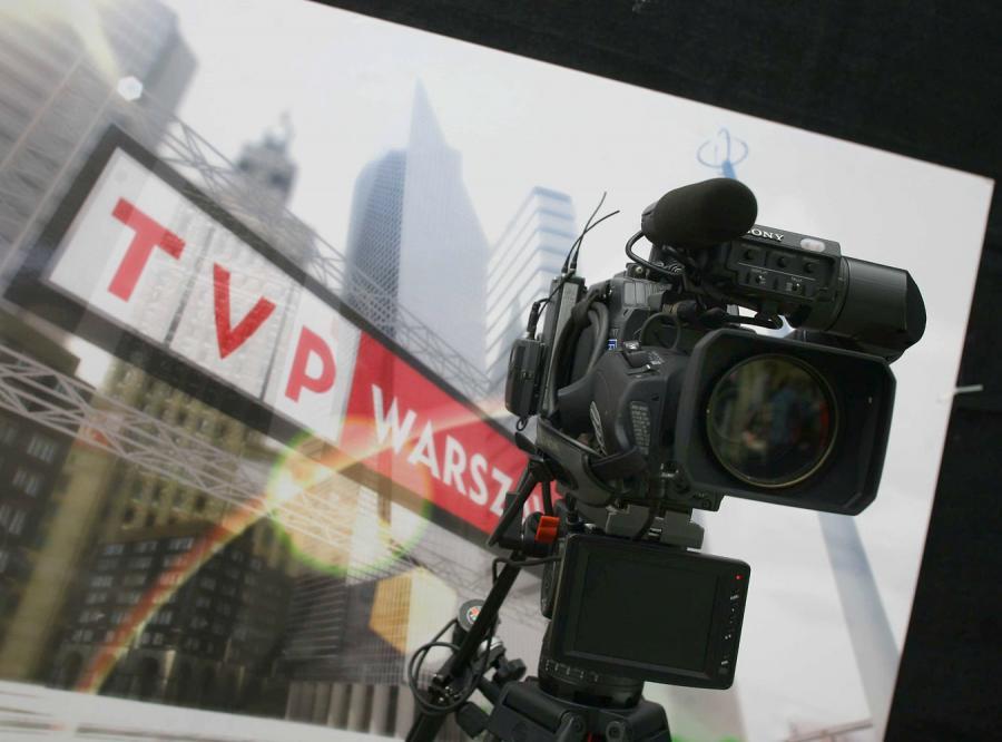 Dziennikarze TVP zatrzymani zgodnie z prawem