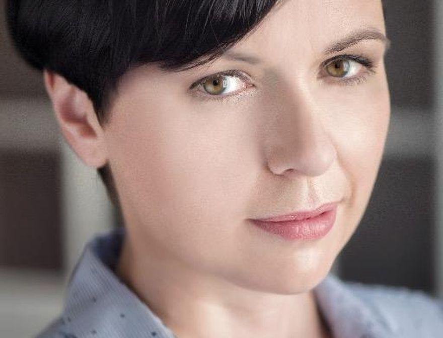Katarzyna Adamiak-Sroczyńska / zdjęcie z profilu na Twitterze