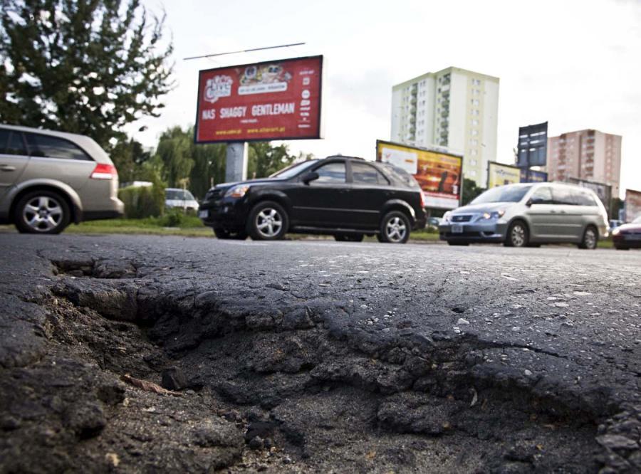 Polskie drogi gorsze niż w Bangladeszu
