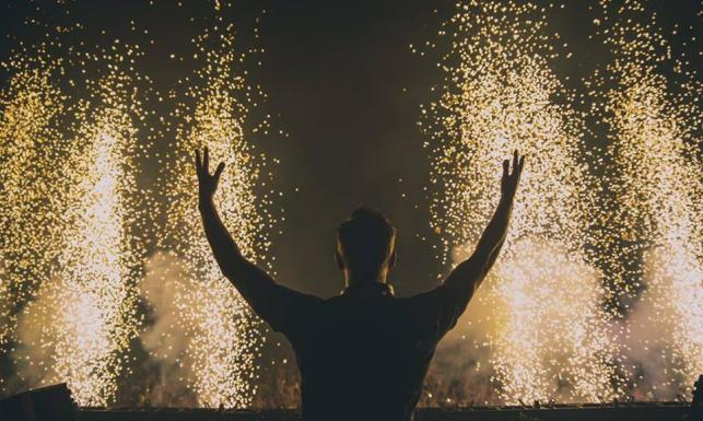 Calvin Harris najlepiej zarabiającym DJ-em