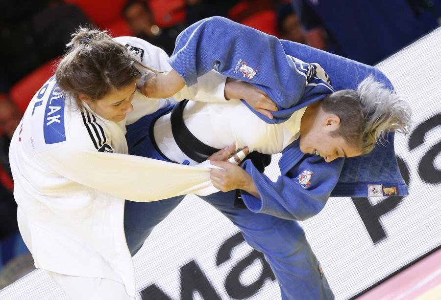 Arleta Podolak kontra Jeanette Rodriguez z Portoryko