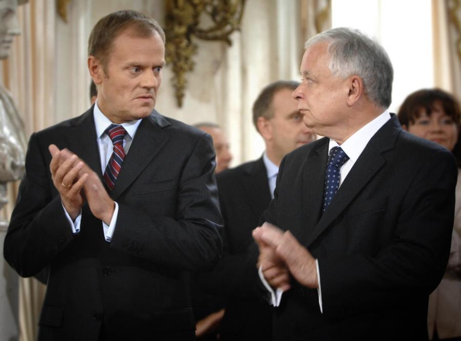 Prezydent upomni się o dokumenty od Tuska