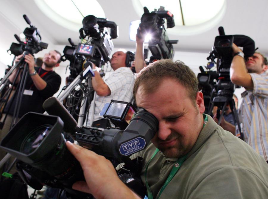 Bruksela kontra Warszawa w walce o media