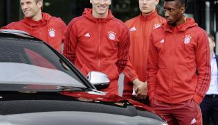 Thomas Müller, Robert Lewandowski, Holger Badstuber, Kingsley Coman