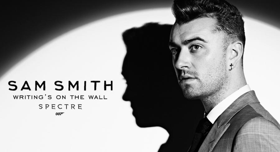 Sam Smith tworzy historię piosenką do Bonda