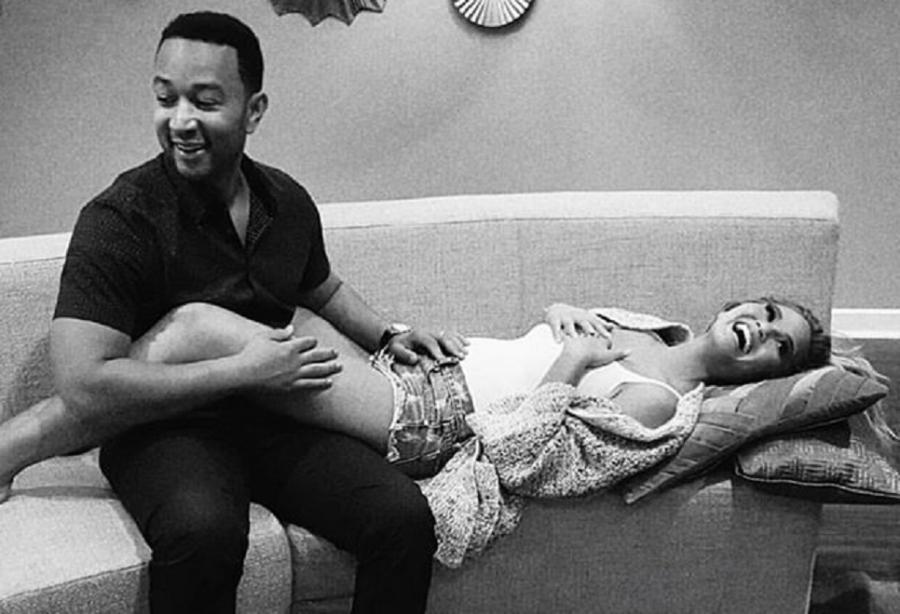 John Legend będzie tatą