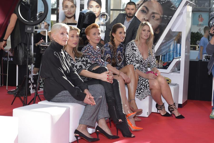 Gwiazdy na Sephora Trend Report 2015