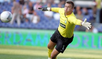 Kontuzja Artura Boruca nie jest groźna - przekonuje jego klub