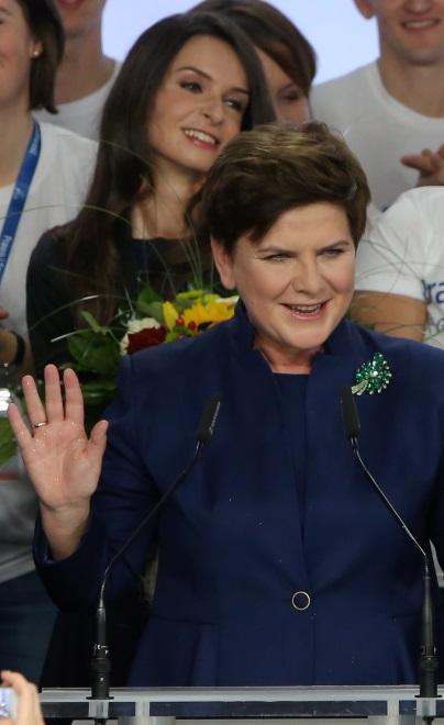 Marta Kaczyńska; Beata Szydło