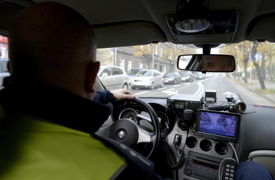 Znicz 2015 - akcja policji