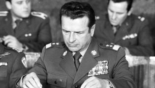 Generał Czesław Kiszczak. Zdjęcie z 1980 roku