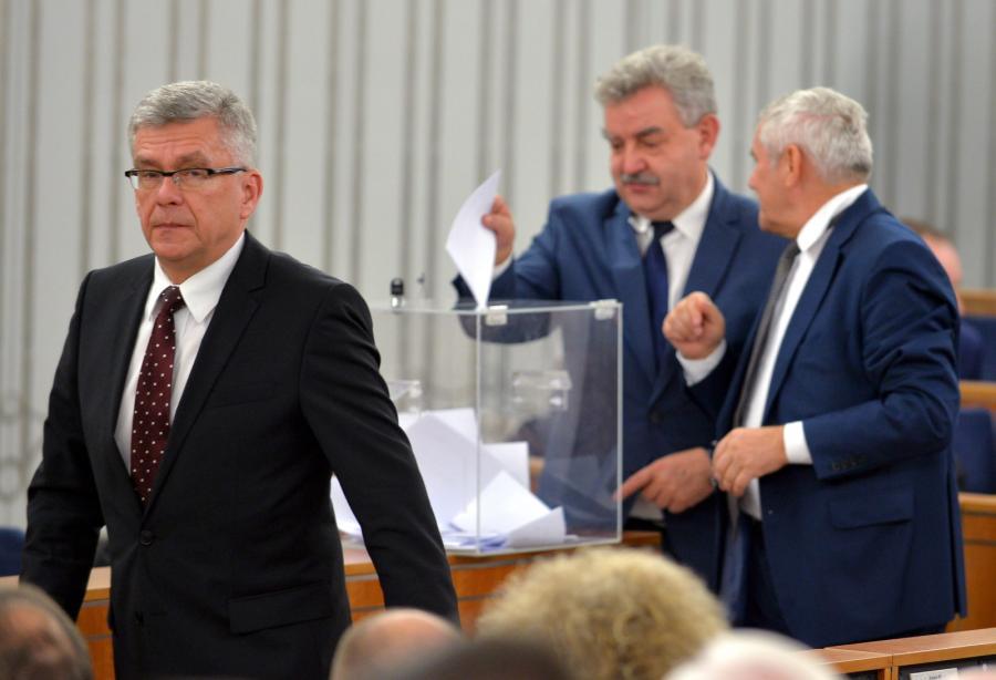 Senator Stanisław Karczewski