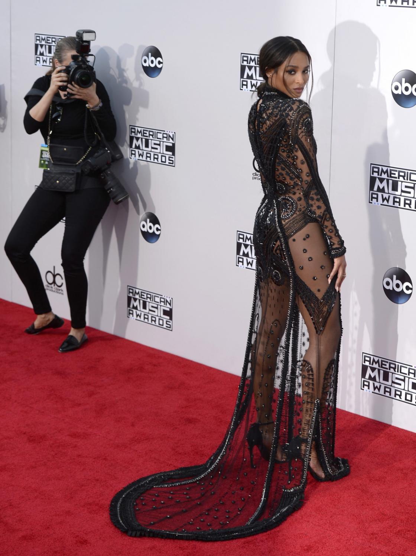 Najgorętsze gwiazdy AMA 2015: Ciara