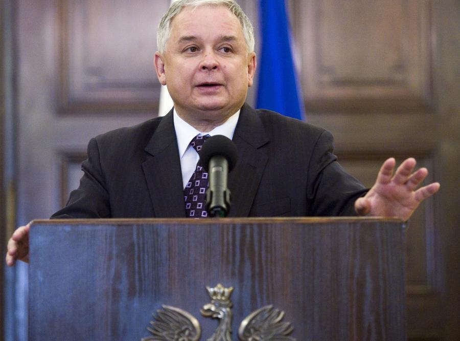 Lech Kaczyński apeluje: Przerwać ogień