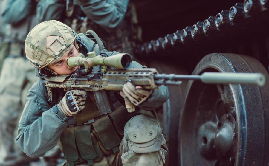 Ćwiczenia wojskowe