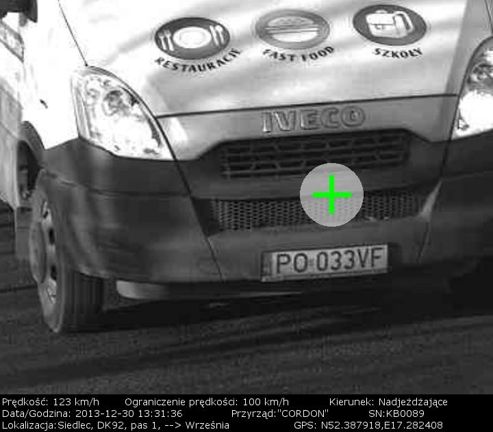 Jak działa fotoradar integra 3D?