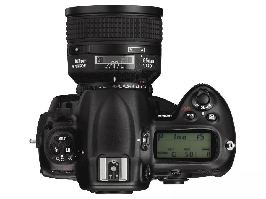 Nikon D3X - idealny prezent od Świętego Mikołaja