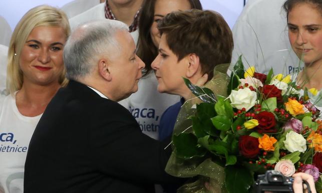Petru superstar, Duda z konopii, Ewa tango down. Polityczne wzloty i upadki 2015 roku
