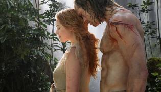 """Alexander """"Tarazan"""" Skarsgard musi uratować swoją Jane"""