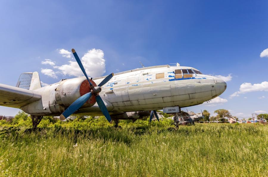 Samolot Ił-14