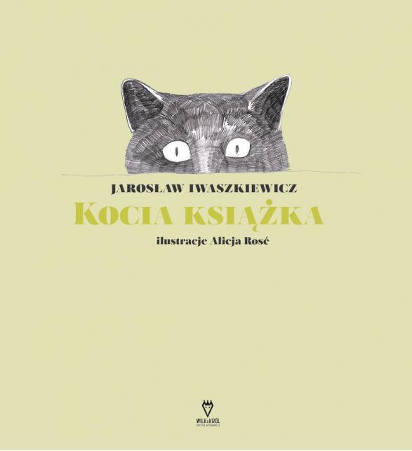 Kocia książka Iwaszkiewicza na Święta!