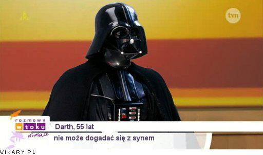 Gwiezdne wojny - mem / wikary.pl
