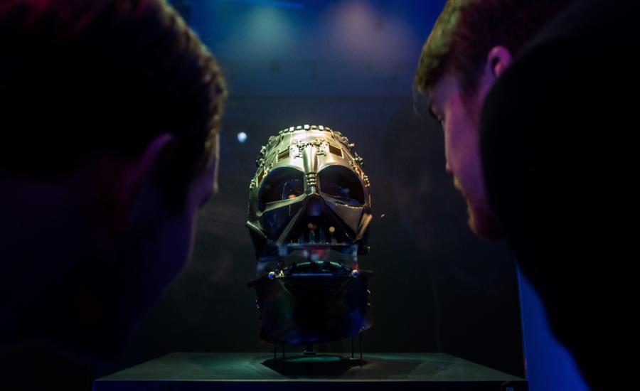 """Wystawa poświęcona """"Gwiezdnym wojnom"""" w Wiedniu"""