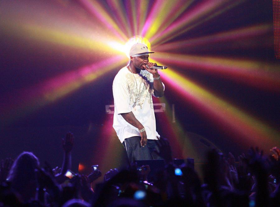 Nowy krążek 50 Centa lada chwila
