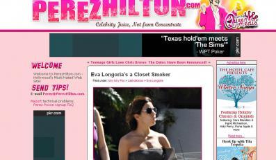 Eva Longoria pali papierosy